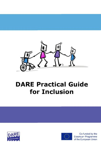 Date un'occhiata alla Guida Pratica per l'Inclusione DARE!